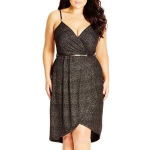 City Chic So Sultry Dress